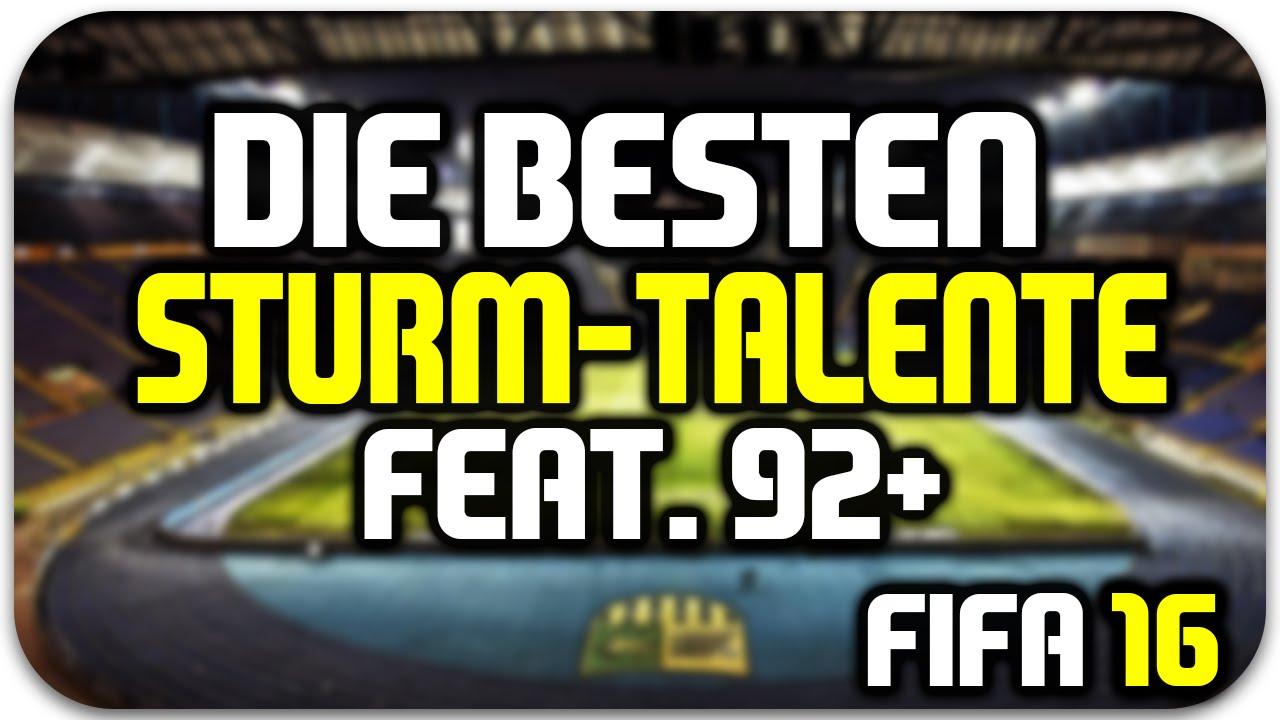 Besten Talente Fifa 16