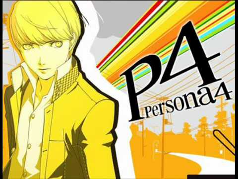 Persona 4 - The Almighty