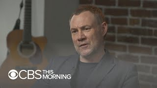 "David Gray on the ""gift of life"" and how singing heals him"