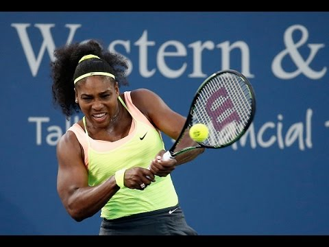 2015 Western & Southern Open Semifinals | Serena Williams vs Elina Svitolina | WTA Highlights