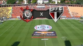 Melhores Momentos - Corinthians 2 x 3 São Paulo - Paulistão 2014 - 09/03/2014