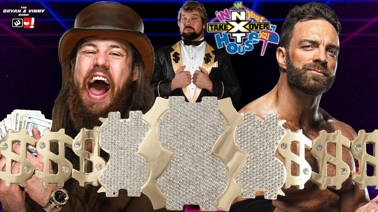 The Million Dollar Championship match at NXT TakeOver: In Your House: Bryan, Vinny & Craig Show
