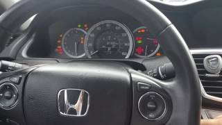 Honda push button start problem does not activates ignition Fix!!! TSB 13-038