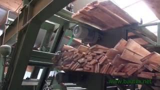 Bretter Sortierung, Umstapelanlage - Сортировка доски