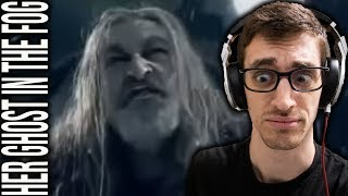"HIp-Hop Head's FIRST TIME Hearing CRADLE OF FILTH: ""Her Ghost in the Fog"" REACTION"