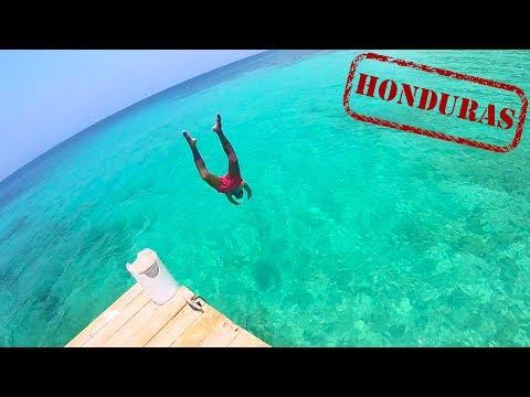 MYSTERIOUS HONDURAS 2016  -- GOPRO TRIP