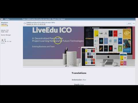 AltCoin Review Live EDU In Urdu