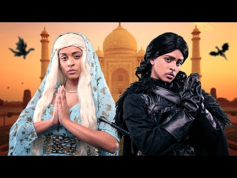 If Game of Thrones Were Indian