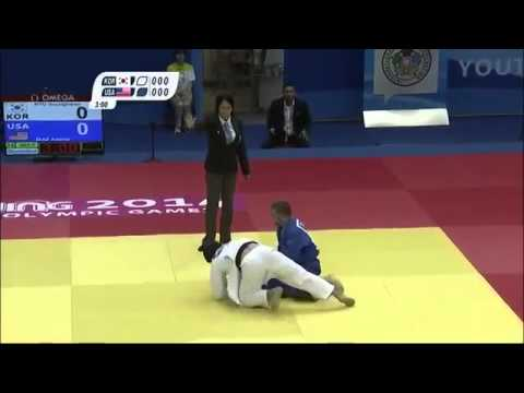 Judo   Opening Rounds    Full Replay   Nanjing 2014 Youth Olympic Games