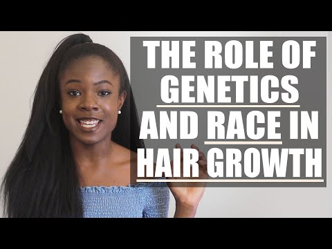 Why Many Black Women Don't Have Long Hair| Genetics, Race, & Hair Growth