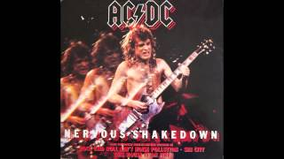 AC/DC live November 1983: This House Is On Fire