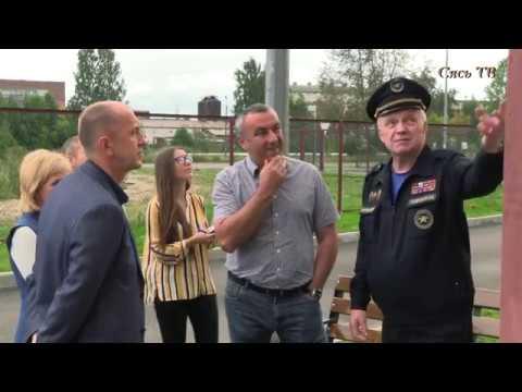и.о. главы Волховского района в Сясьстрое