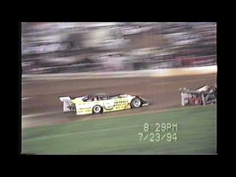 Dixie Speedway 1994 Nascar Race of the Champions!