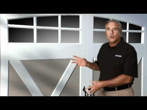 Clopay Garage Doors Coachman Collection Youtube