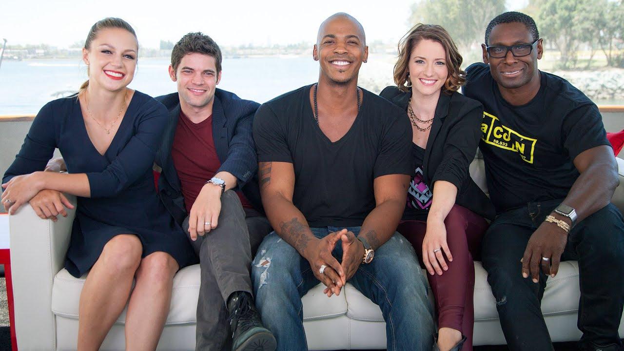 Supergirl TV Series 2015   Full Cast amp Crew  IMDb