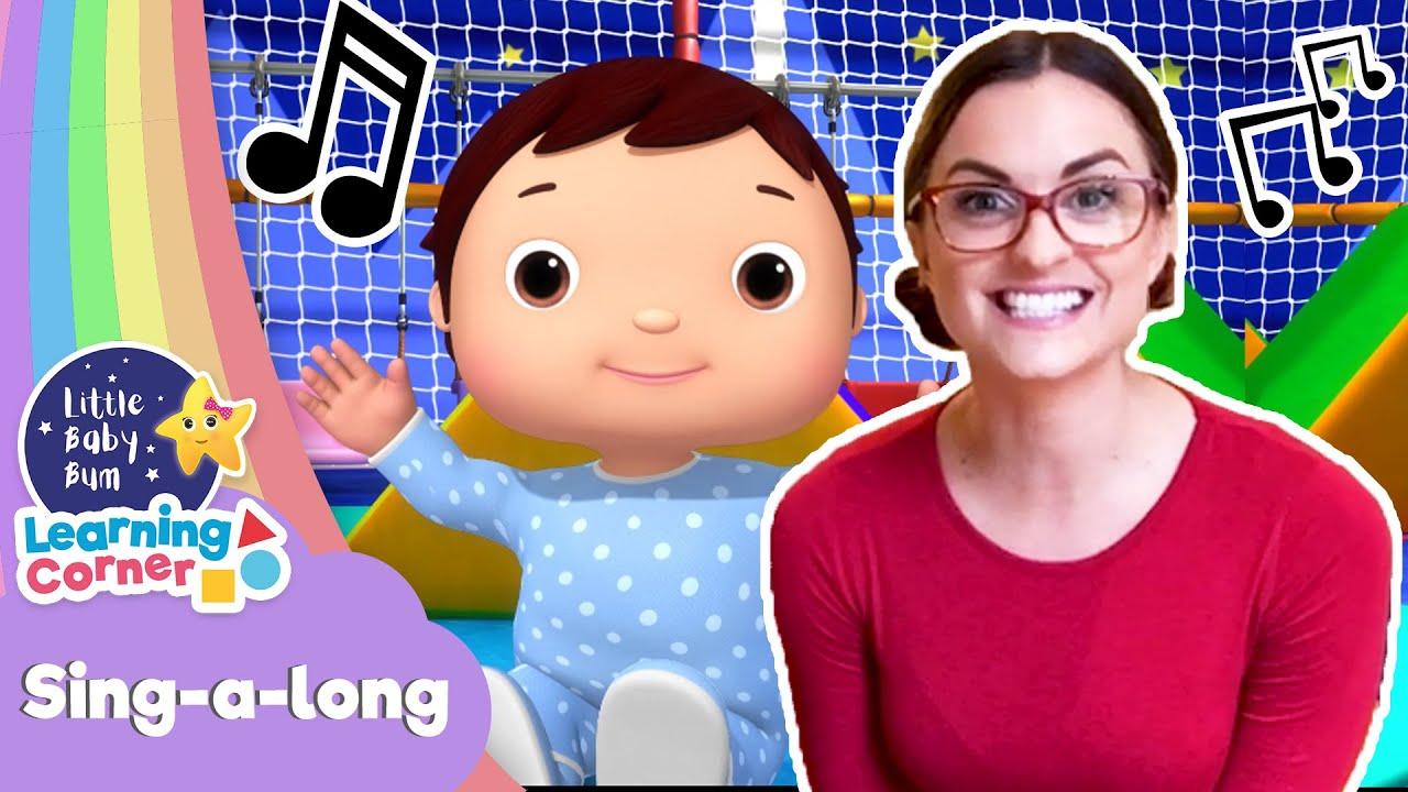 Do the Baby Dance Song   Sing Along Corner   Learning Videos For Kids   Homeschool Cartoons