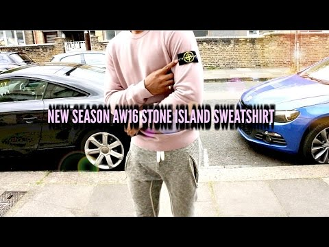 STONE ISLAND SWEATSHIRT JUMPER REVIEW | AW2016 Collection