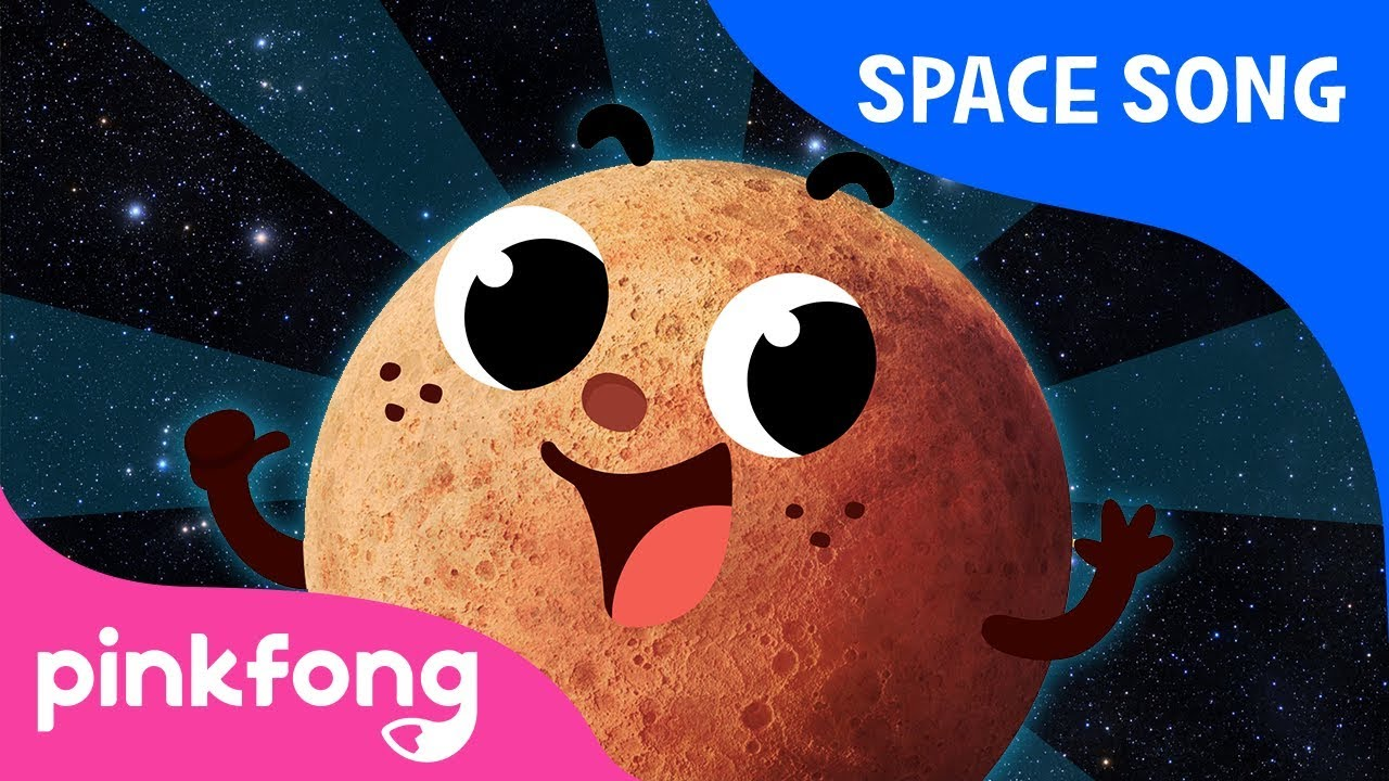 Download Mercury   Space Song   Pinkfong Songs for Children