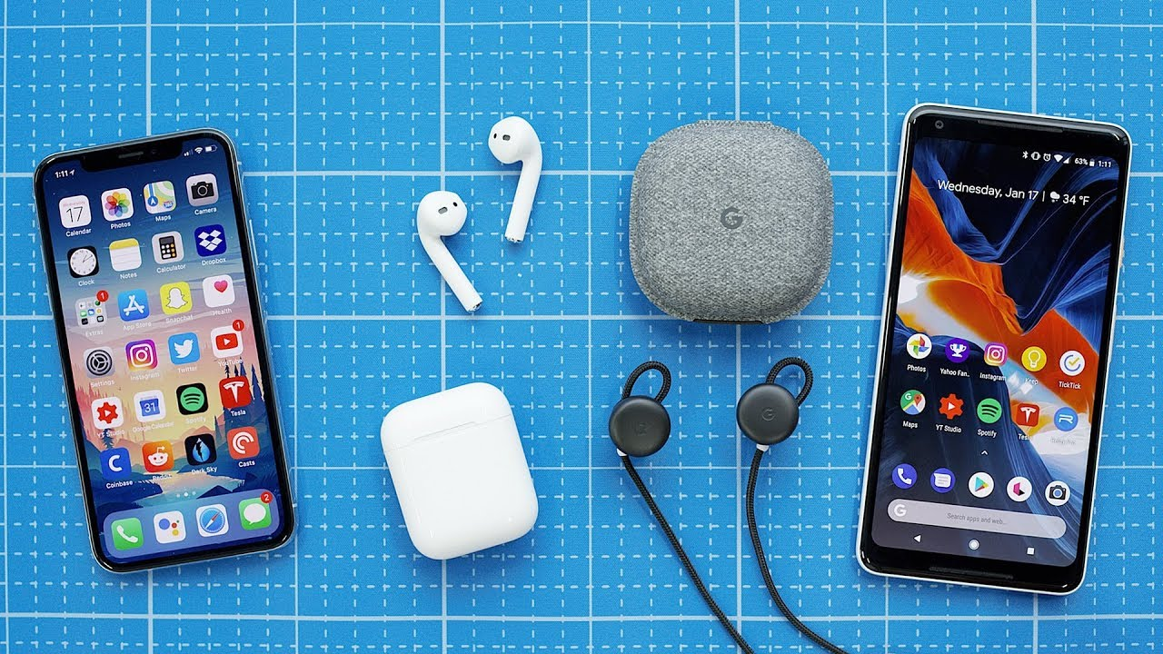 best fake airpods for android