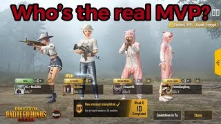 Sometimes titles mean nothing  | PUBG Mobile