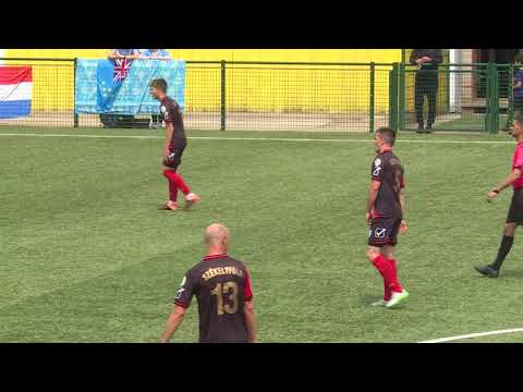CONIFA World Football Cup 2018 - Székely Land v Tuvalu   1st Half