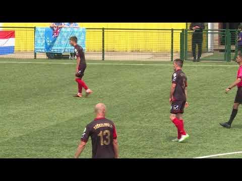 CONIFA World Football Cup 2018 - Székely Land v Tuvalu   1st Half