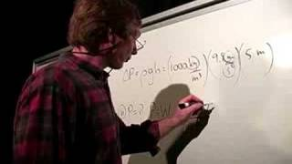 Physics III M_ Fluid Mechanical Power-Bob Abel Physics YouT