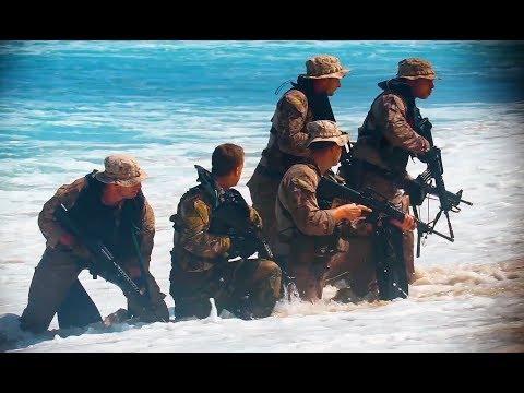 Special Tactics Airmen undergo Marine Recon training