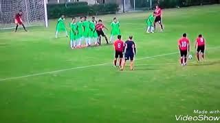 Antalyaspor Vs Irak Milli Takımı (Süleyman Karagülmez Gol)