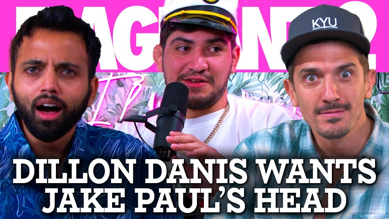 Dillon Danis Wants Jake Paul's Head   Flagrant 2 with Andrew Schulz and Akaash Singh