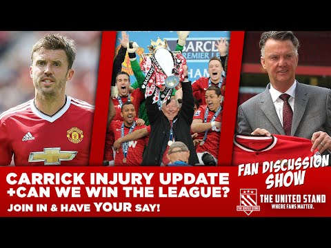 Manchester United Fan Review | Carrick, Robben, LVG & More