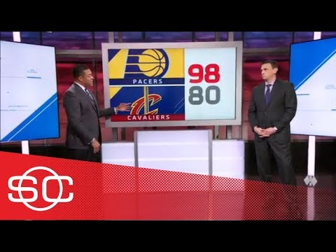 Cleveland Cavaliers might get swept if poor shooting continues | SportsCenter | ESPN