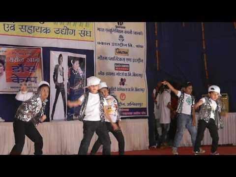 HUM TO HAI AANDHI NAIDU DANCE CLASSES