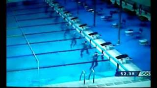 The 2008 Bejing Summer Olympics Video Game: Swimming
