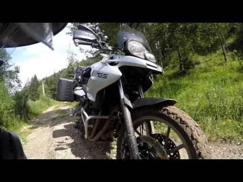 BMW GS road trip to Romania