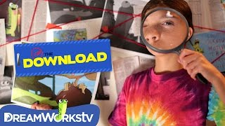 Find the SECRET Worm in Turbo FAST | THE DREAMWORKS DOWNLOAD