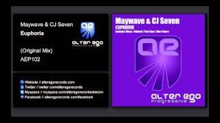 Maywave & CJ Seven - Euphoria [Alter Ego Progressive]