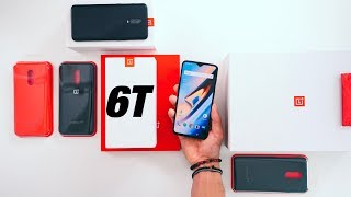 OnePlus 6T Unboxing and GIVEAWAY!