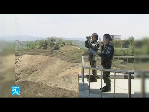 كوريا الجنوبية توقف بث الدعاية على حدودها مع الجارة الشمالية  - نشر قبل 2 ساعة