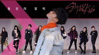 Stray Kids(스트레이 키즈) - Grrr 총량의 법칙 / Dance Cover.