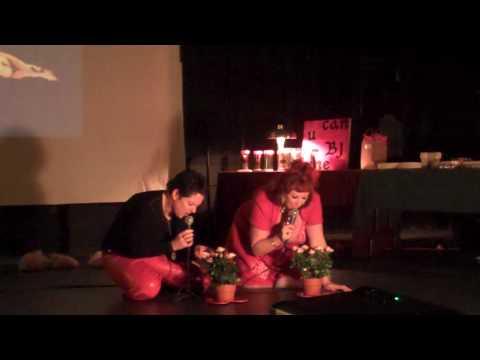 Annie Sprinkle & Elizabeth Stephens: Talking Dirty to Plants