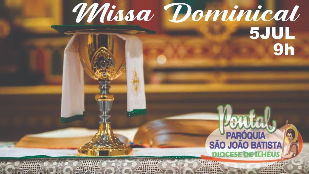XIV DOMINGO DO TEMPO COMUM - MISSA DOMINICAL