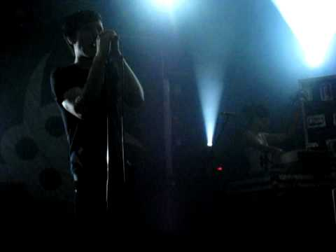 Alec Empire - Kiss of death - live at London Islington Academy 19.11.09