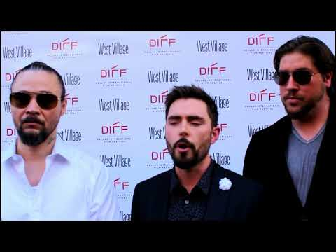 "2018 DALLAS FILM FESTIVAL Interview with Bizzie Bone & Crew about ""Son's of St. Clair"""