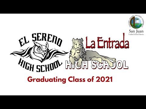 El Sereno/ La Entrada High School 2021 Graduation