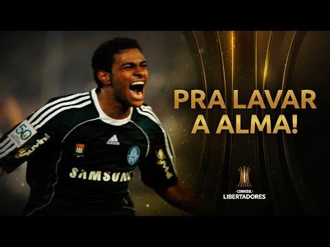 Os melhores momentos de Colo-Colo 0x1 Palmeiras   Libertadores 2009