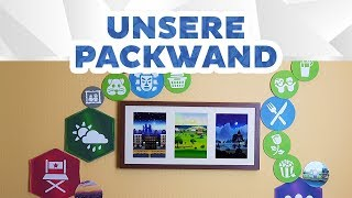 Unsere Die Sims 4-Packwand! | sims-blog.de