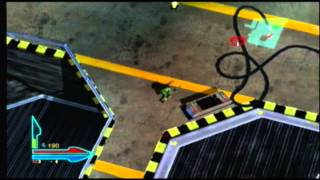 Alien Syndrome (Nintendo Wii) - 11 - Boss 1