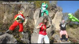 Remmi Demmi Boys - Wir feiern nicht, wir eskalieren! (offical Video)