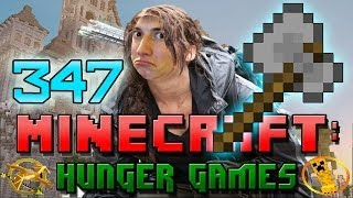 Minecraft: Hunger Games w/Mitch! Game 347 - FUNNY, FAST, FAIL!